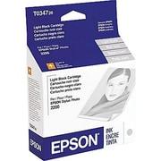 Epson - Cartouche d'encre T034, noir clair mat (T034720)