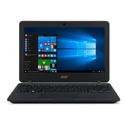 Acer - Portatif TravelMate B NX.VCHAA.001 11,6 po, 1,6 GHz Intel Celeron N3050, 32 Go Flash, 4 Go DDR3L, Windows 10 Pro