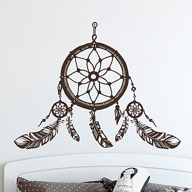 Decal House Dreamcatcher Wall Decal; Hot Pink