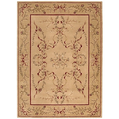 August Grove Fairchild Wool Area Rug; 2' x 5'9''