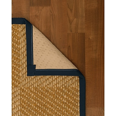 Bayou Breeze Adley Sisal Marine Area Rug; 5' X 8'