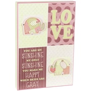 Harriet Bee Traditional Love Wall D cor