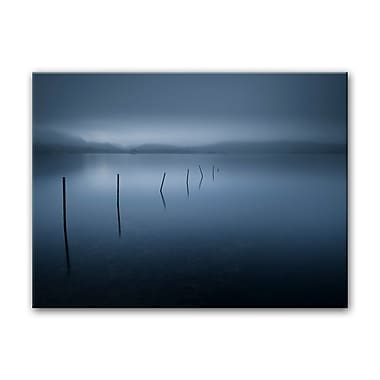 Ready2hangart 'Calm' Photographic Print on Canvas; 16'' H x 20'' W