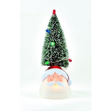 The Holiday Aisle 9.5'' Santa Head Tree
