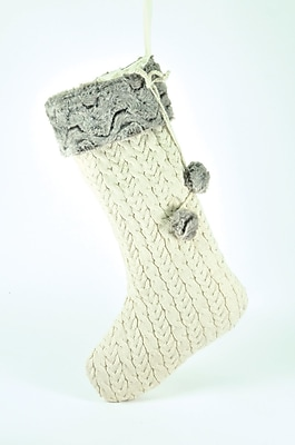 The Holiday Aisle Wool Stocking