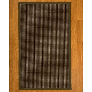 Winston Porter Hedlund Sisal Malt Area Rug; 4' X 6'