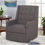 Red Barrel Studio Roseto Swivel Accent Arm Chair