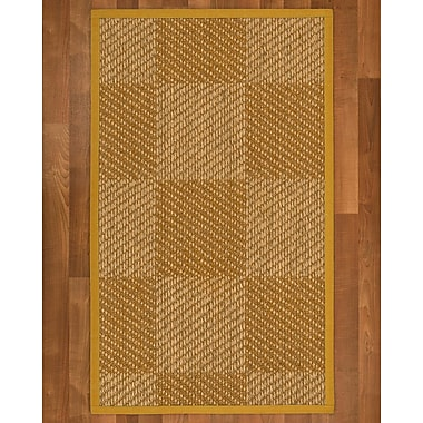 Bayou Breeze Adley Sisal Tan Area Rug; 9' X 12'