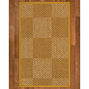 Bayou Breeze Adley Sisal Tan Area Rug; 2' X 3'