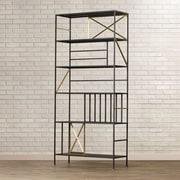 Brayden Studio Behm 78'' Etagere Bookcase
