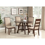 Darby Home Co Chandeleur 5 Piece Dining Set
