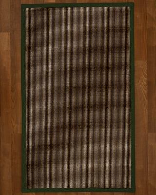 Winston Porter Hedlund Sisal Moss Area Rug; 9' X 12'
