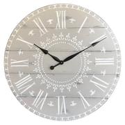One Allium Way Falken Oversized 28'' Wall Clock