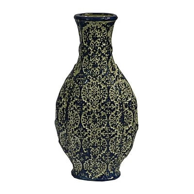 One Allium Way Frederika Ceramic Table Vase