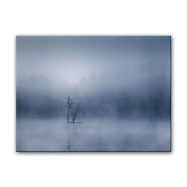 Ready2hangart 'The Tiny Island' Photographic Print on Canvas; 30'' H x 40'' W