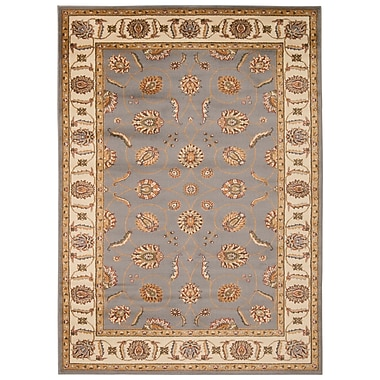 Astoria Grand Lukeson Blue Rug; 5'3'' x 7'3''