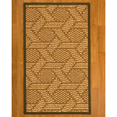 Bayou Breeze Aalin Sisal Malt Area Rug; 5' X 8'