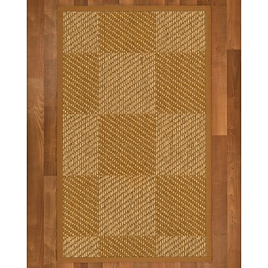 Bayou Breeze Adley Sisal Sienna Area Rug; 9' X 12'