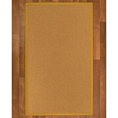 Highland Dunes Shauntel Sisal Tan Area Rug; 2' X 3'