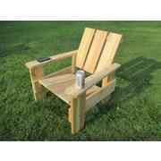 Loon Peak Fenella Cedar Patio Chair