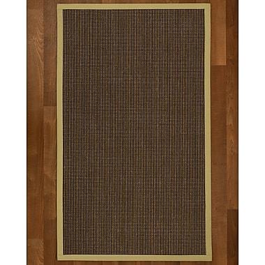 Winston Porter Hedlund Sisal Sand Area Rug; 5' X 8'