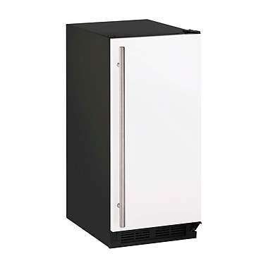 U-Line 1000 Series Reversible 15'' W 60 lb Built-in Ice Maker