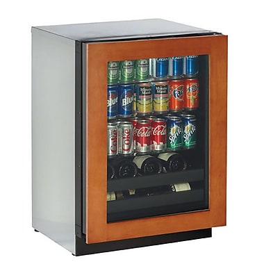 U-Line 3000 Series 24-inch 4.9 cu. ft. Undercounter Beverage Center