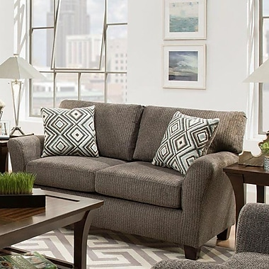 Red Barrel Studio Perinton Standard Love Seat