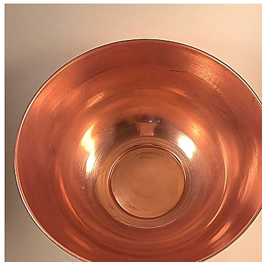 Biz2Frnds Copper Mixing Bowl