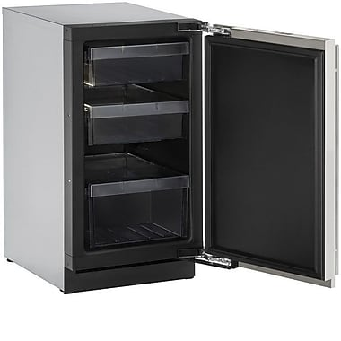 U-Line Stainless Steel 18-inch 3.4 cu. ft. Undercounter Refrigeration