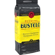 Folgers Supreme by Bustelo Espresso WB Coffee, Espresso, Cappuccino, Bustelo, Arabica, Dark, 32 oz, 1 Bag