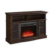 "Whalen Medford 54"" TV Console Electric Fireplace, Cherry (FP54EC23C-2BC)"