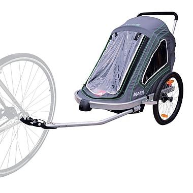 Allen Sports 2 Child Aluminum Stroller (XLZ2)