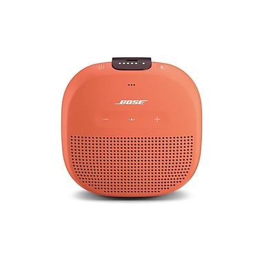 Bose® – Micro haut-parleur Bluetooth SoundLink®, orange vif (783342-0900)