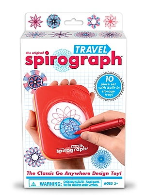Travel Spirograph