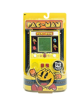Pac Man Electronic Handheld Game