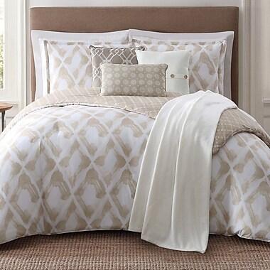 Jennifer Adams Home Kennedy 7 Piece Comforter Set; Full/Queen