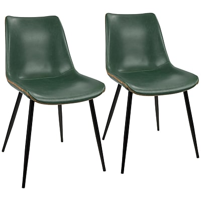 Ivy Bronx Fahey Upholstered Dining Chair (Set of 2)