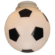 Zoomie Kids 7.5'' Sphere Glass Lamp Shade