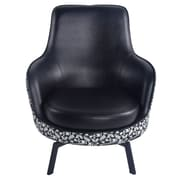 Latitude Run Niko Swivel Armchair