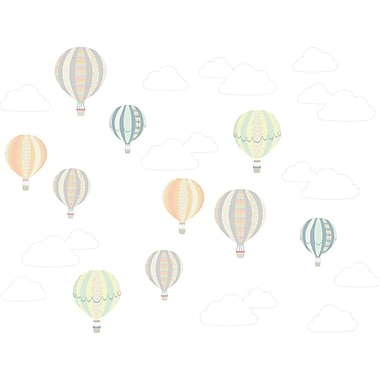 WallPops! Up and Away Art Kit Wall Decal