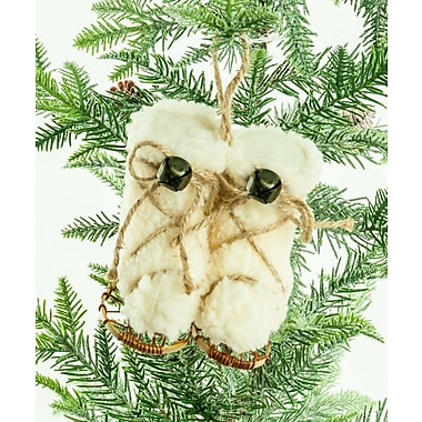 The Holiday Aisle Boots Christmas Ornament Hanging Figurine