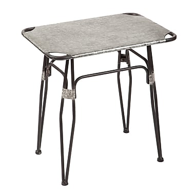 Gracie Oaks Nguyet Metal Dining Table