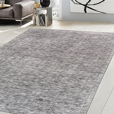 Pasargad Transitiona Texture Hand Loomed Gray Area Rug