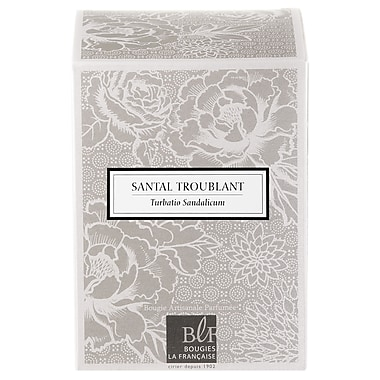 Bougies La Francaise Quintessence Scented Candle Gift Box, Aromatic Sandalwood, 6/Pack