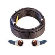 weBoost 100 ft. WILSON400 Ultra Low Loss Coax Cable (N Male - N Male), Black (952300)