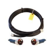 weBoost 20 ft. WILSON400 Ultra Low Loss Coax Cable (N Male - N Male), Black (952320)