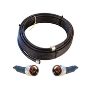 Wilson Electronics 50 ft. WILSON400 Ultra Low Loss Coax Cable (N Male - N Male), Black