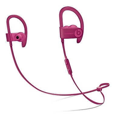 Powerbeats3 - Ecouteurs sans fil, rouge brique (MPXP2LL/A)