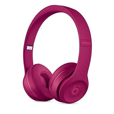 Beats – Casque d'écoute supra-auriculaire Solo3 sans fil, rouge brique (MPXK2LL/A)